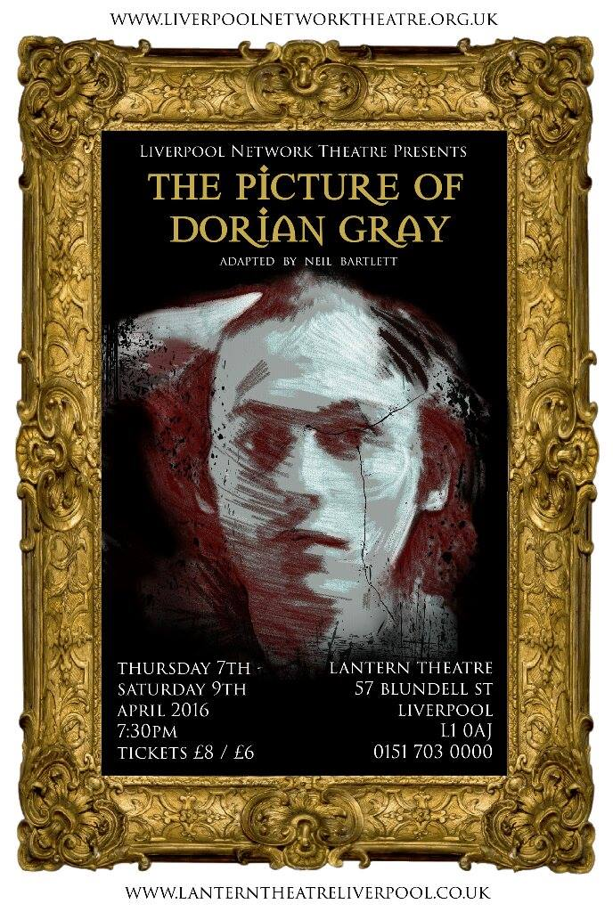 Character Design In The Picture Of Dorian Gray : Tickets now on sale for the picture of dorian gray